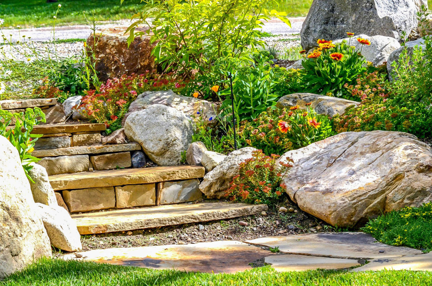 Crested Butte Hardscaping